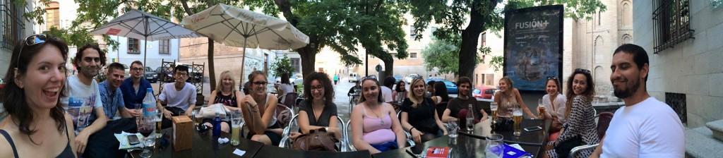 Excursion to Toledo, 2015-09-19