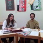 Emiliay Jorge: curso Objetivo ser profesor/ a ELE