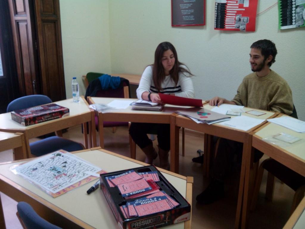 Emiliay Jorge: curso Objetivo ser profesor/ a ELE - 2
