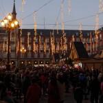 Madrid Christmas market Plaza Mayor