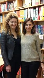 Myriam y Susana