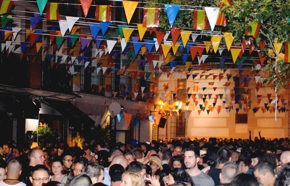 fiesta de La Paloma Madrid