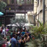 encuentro intercambio de idiomas TANDEM 2016-08-18, 2