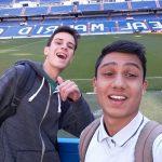 Santiago Bernabeu Football Stadium, TANDEM Madrid