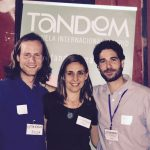 Intercambio de idiomas TANDEM, The Traveller, 09/03/2017: profesores 2