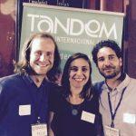 Intercambio de idiomas TANDEM, The Traveller, 09/03/2017: profesores