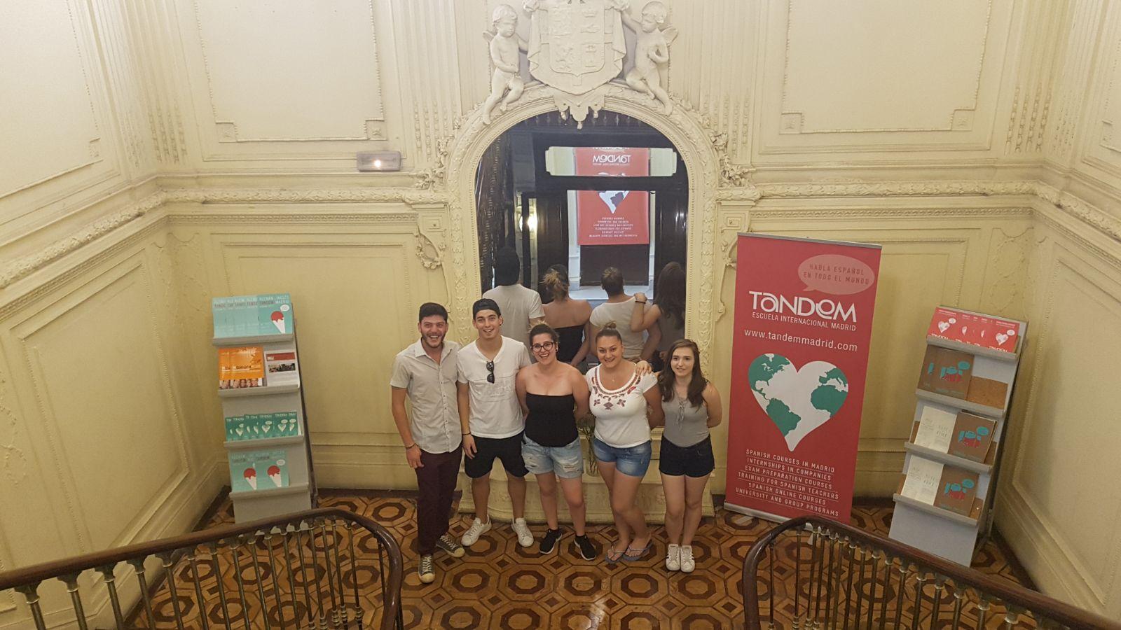 Carlo Urbani giugno 2017 a TANDEM