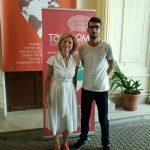 Fusion Línguas e Intercâmbio: Begoña Llovet y Alexandre de Oliveira
