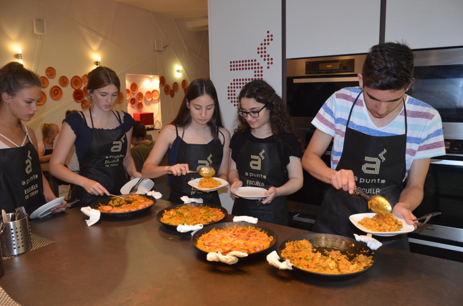 Kulinarischen klassen