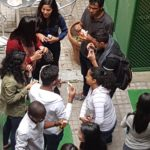 Desayunos de los lunes, Cidadão do Mundo, brasileños en TANDEM