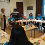Recepção na escola, Cidadão do Mundo, brasileños en TANDEM