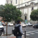 Lucas Pereira na rua