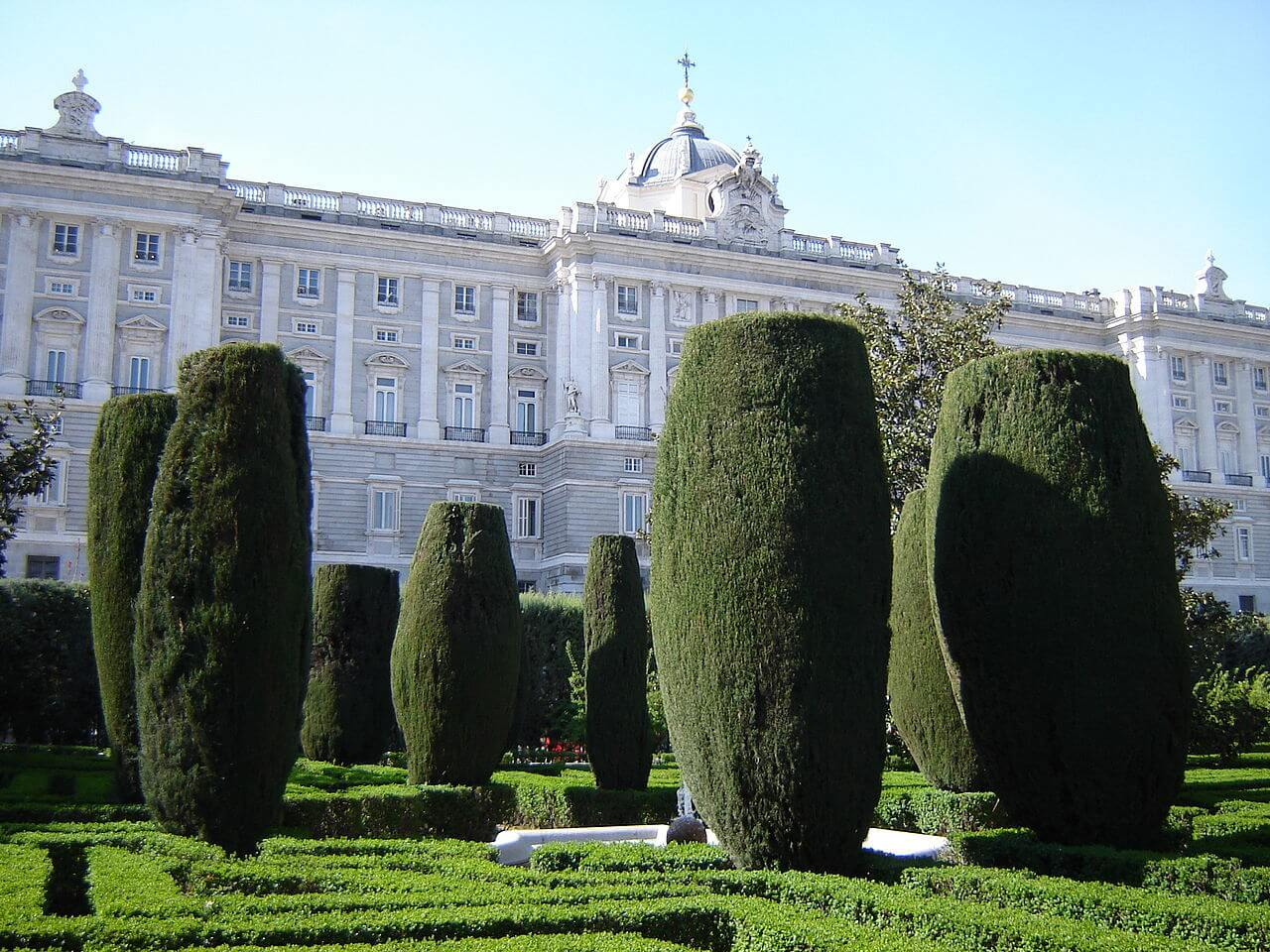 8 parques y jardines de madrid espa a tandem madrid for Parques de madrid espana
