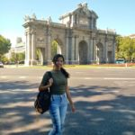 Ellien Barbosa, Arco do Triunfo