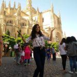 Ellien Barbosa, catedral