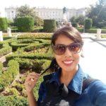 Ellien Barbosa, Jardins do Palácio Real