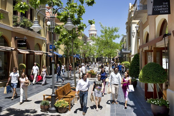 Las Rozas Village, outlet in Madrid