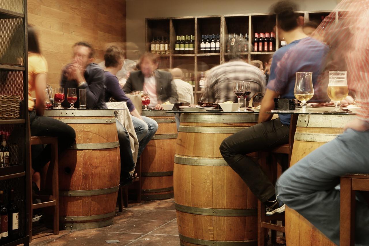 Bar de tapas - Madrid