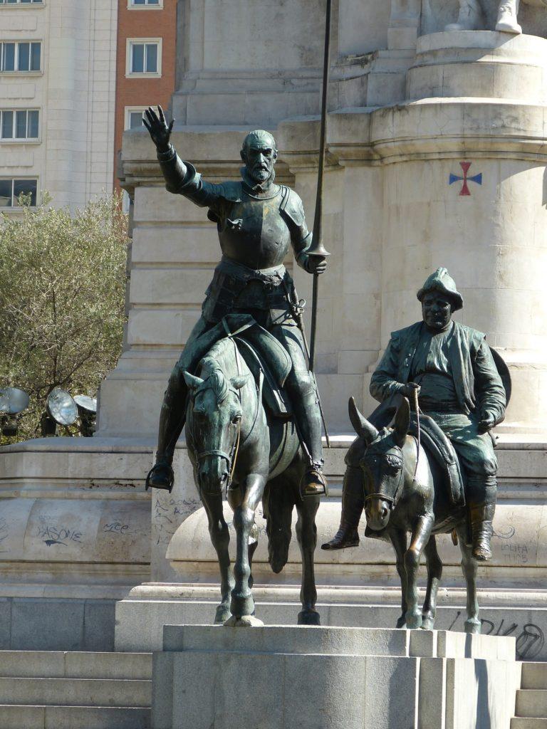 Don Quijote - Madrid