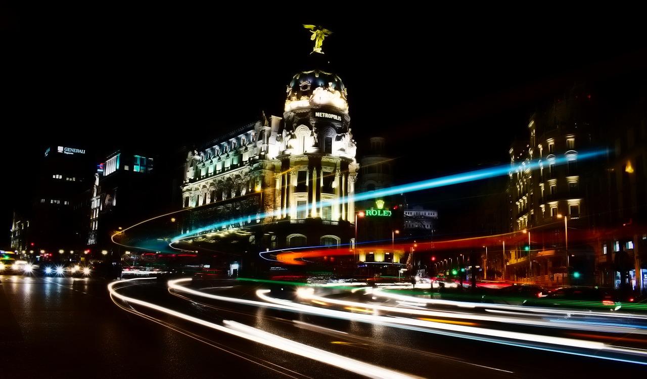 Madrid transporte