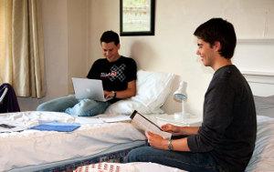 Alojamento, acomodação para estudantes