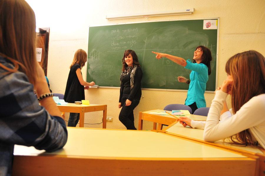 西语教师实習培训