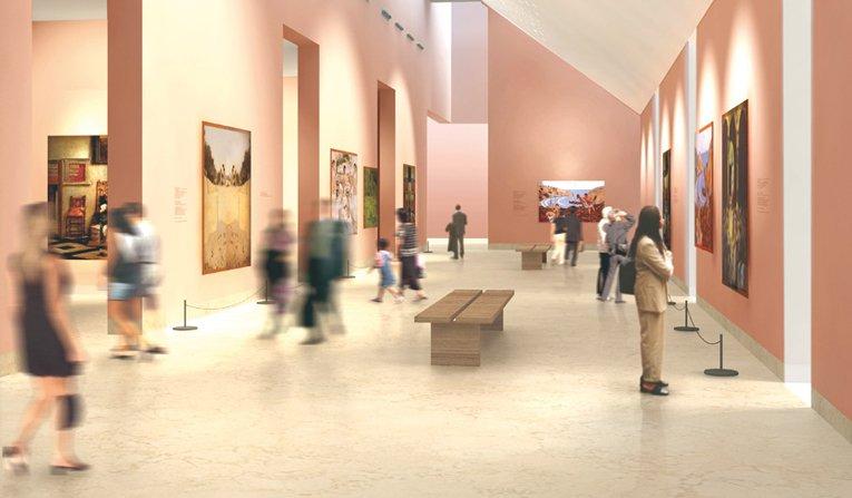 西班牙语与精致博物馆