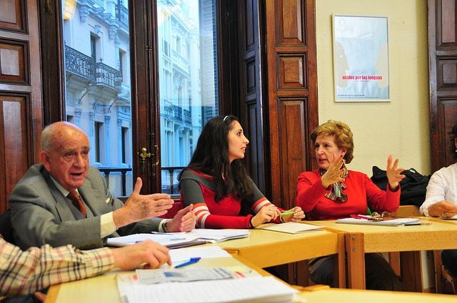 Superintensivsprachkurs – Spanischkurse in Madrid