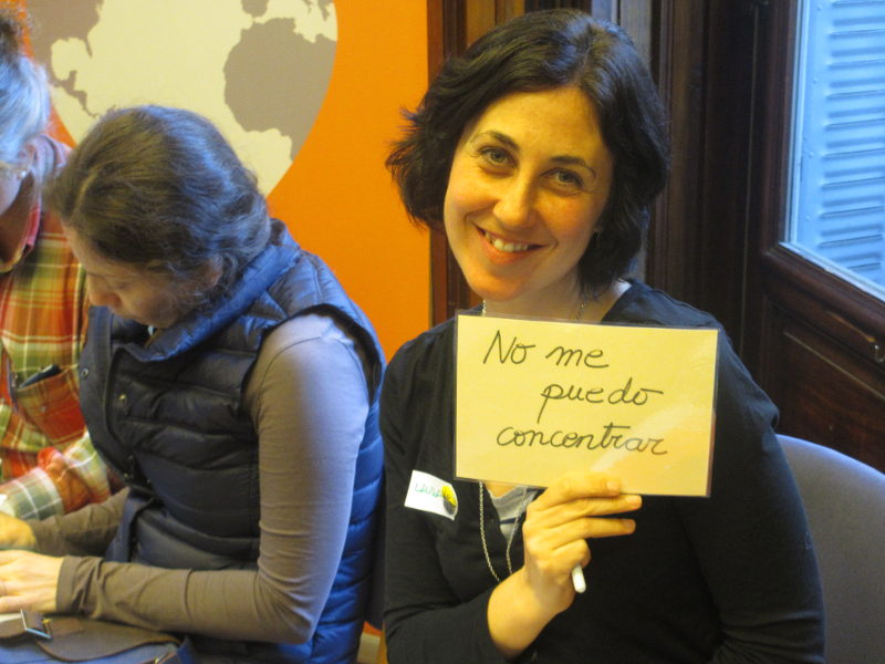 Einzelunterricht für nichtmuttersprachliche Lehrer