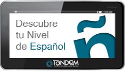Test de nivel de español gratis