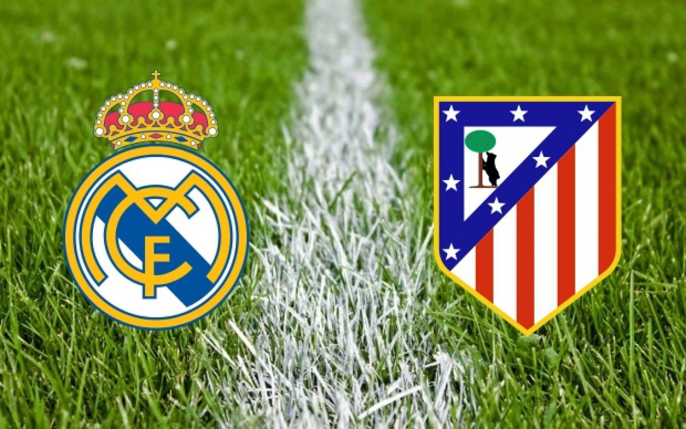 Partido Real Madrid vs Atletico Madrid, Champions League 2016