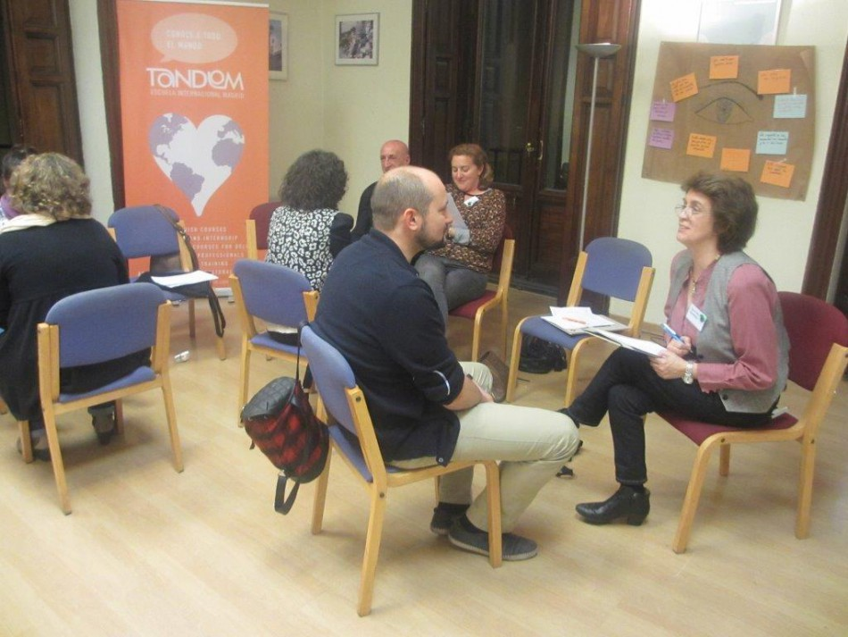 Objetivo ser profesor / a de ELE: formación para profesores de español