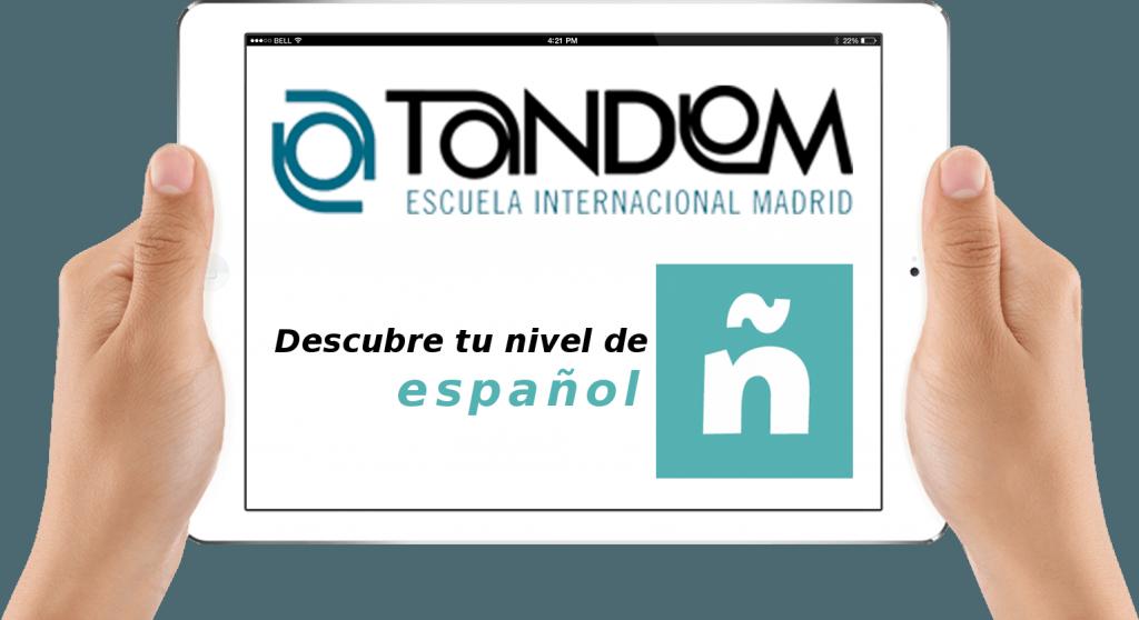 test de nivel de español