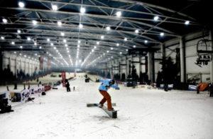 Instalaciones de Madrid Snowzone
