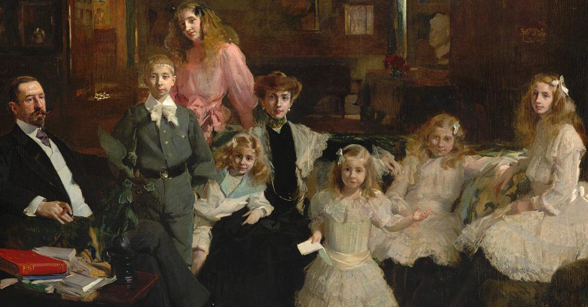 "Exposición ""De Goya al modernismo"" en la Fundación María Cristina Masaveu Peterson"