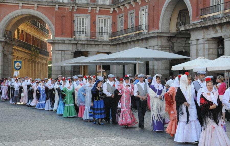 costumbres de España