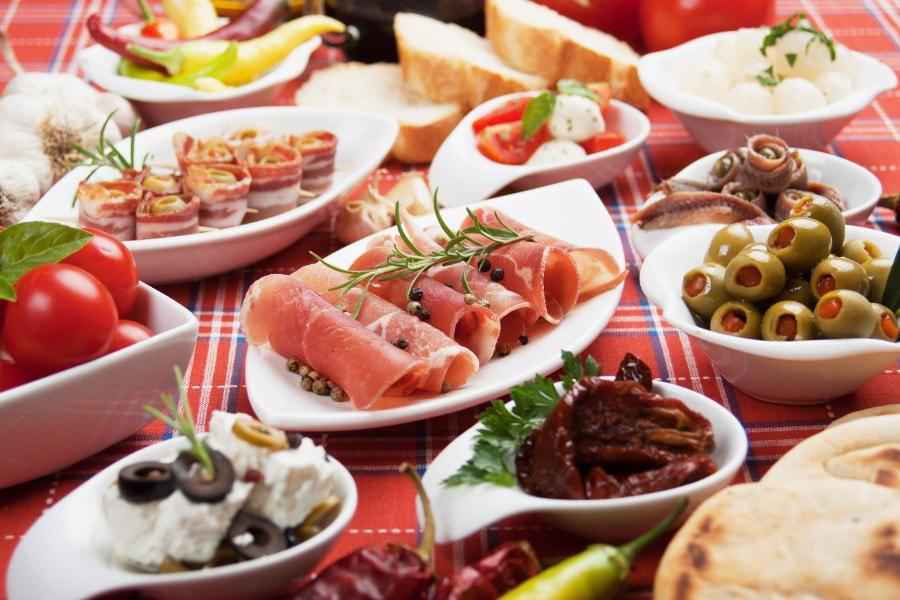 Spanische Gastronomie