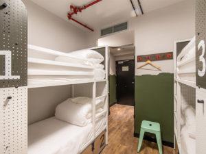 Habitación cuádruple, Generator Madrid