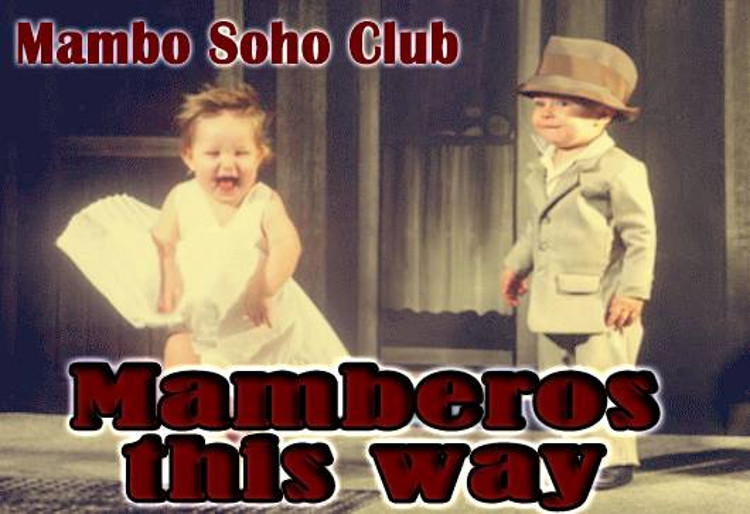 Sesi n de baile mambo soho club madrid for Club intercambio madrid