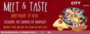 Meet & taste - Tapas Tour