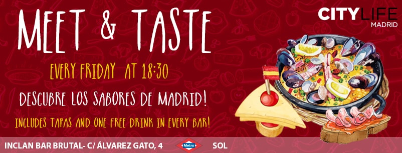 Meet & taste - Tapas Tour