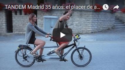 TANDEM Madrid 35 años