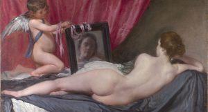Venus en el Espejo, Diego Velázquez