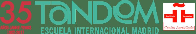 Cours d'Espagnol avec TANDEM Madrid