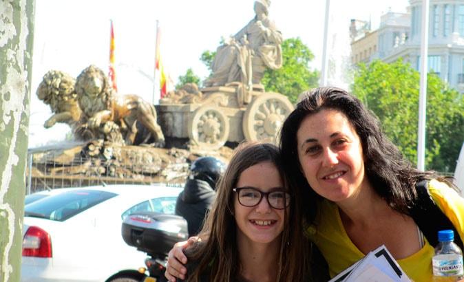 Cours d'espagnol d'été junior à Madrid