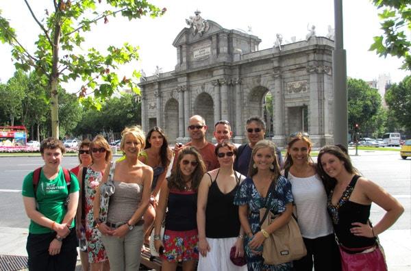 Cours d'Espagnol en Groupe standard