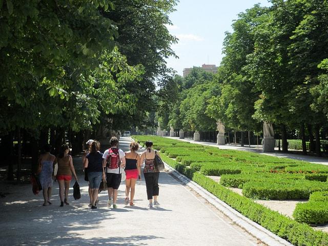 Séjour linguistique espagnol en Espagne pour groupes
