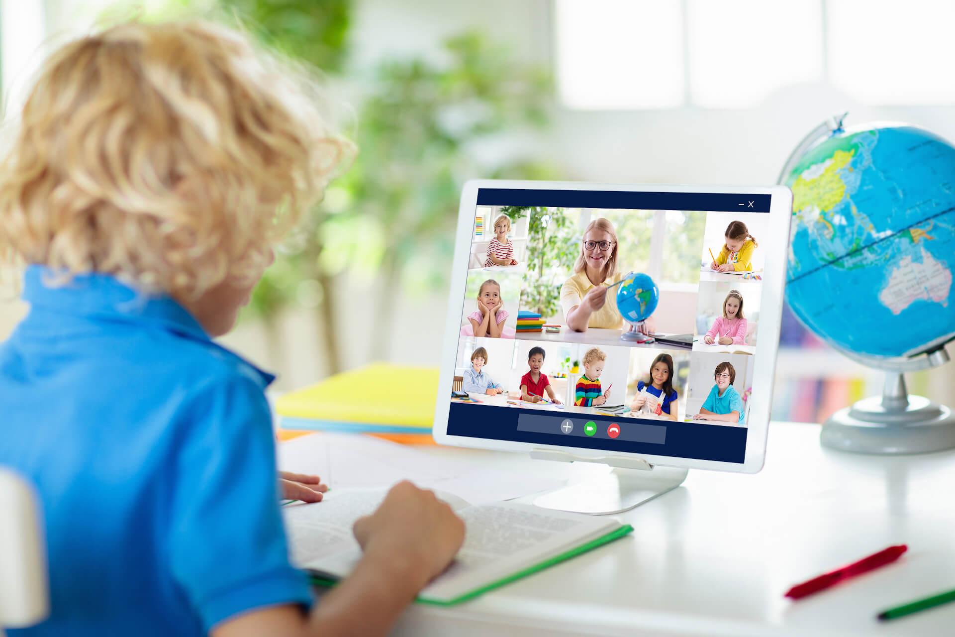 Campo estivo online per adolescenti e bambini