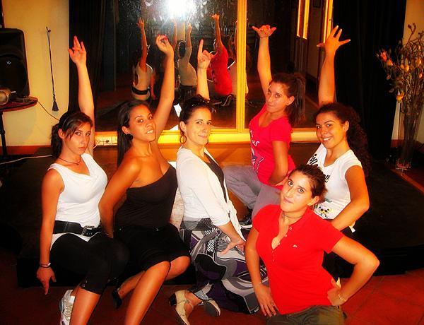 Grupo Ipssar Palermo -  Flamenco