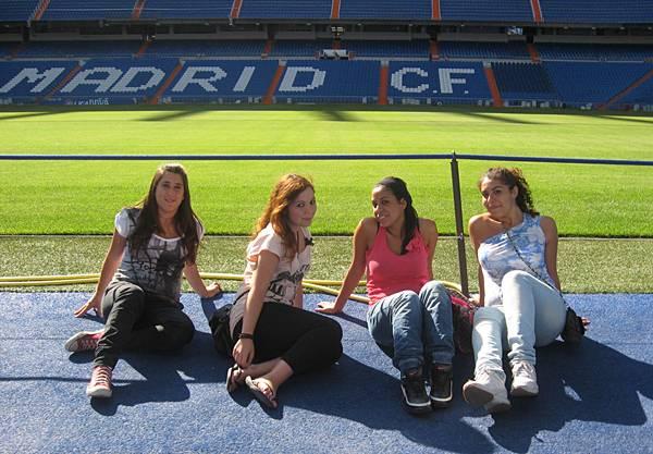 Grupo Ipssar Palermo -  Real Madrid